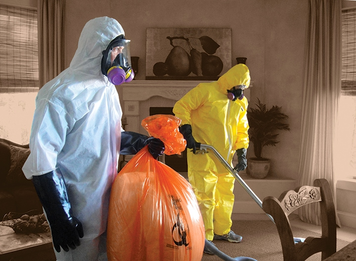 Biohazard Trauma And Crime Scene Cleanup Gold Coast