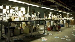 meth lab clearance testing gold coast