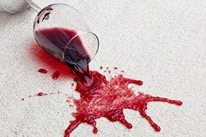 Carpet Cleaning Surfers Paradise red wine stain removal