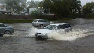 Benowa flooding gold coast cleanup emergency