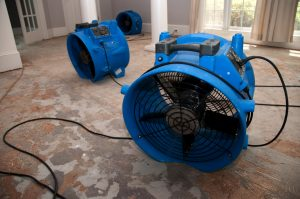 Merrimac Water Damage restoration equipment