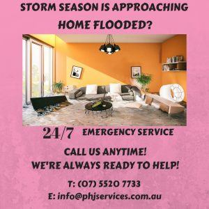 Water Damage Gold Coast
