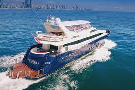 Luxury super yacht cleaners